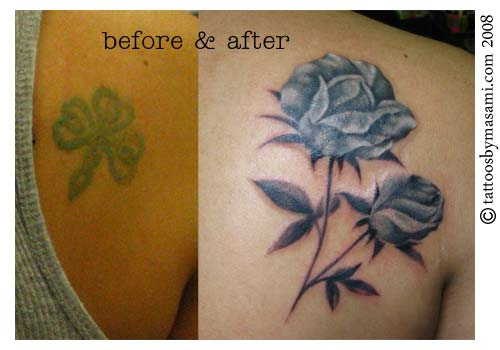 Good Cover-Up-Name Tattoo Ideas | eHow - eHow | How to
